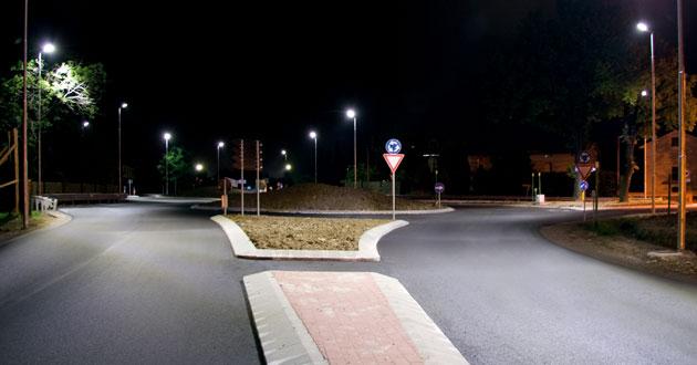 Plafoniere Per Lampioni Stradali : Carecaled lampada stradale f1 scheda